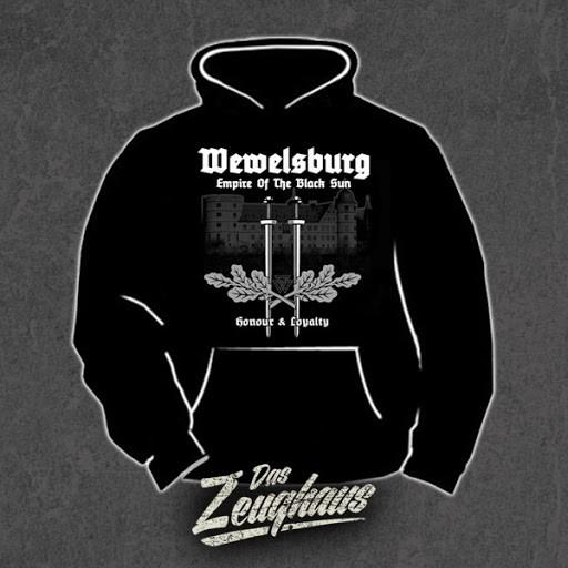 Wewelsburg - Honour & Loyalty Pullover