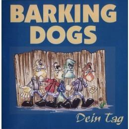Barking Dogs - Dein Tag LP blau