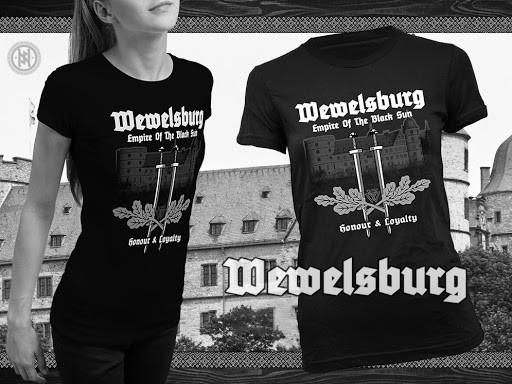 Wewelsburg - Honour & Loyalty Hemd